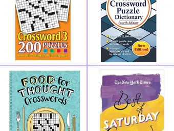 15 Best Crossword Puzzle Books In 2021