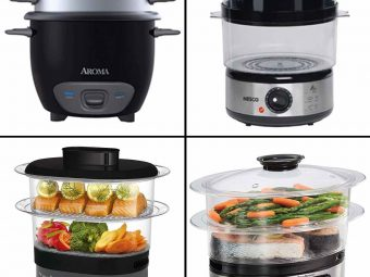 15 Best Food Steamers Of 2021