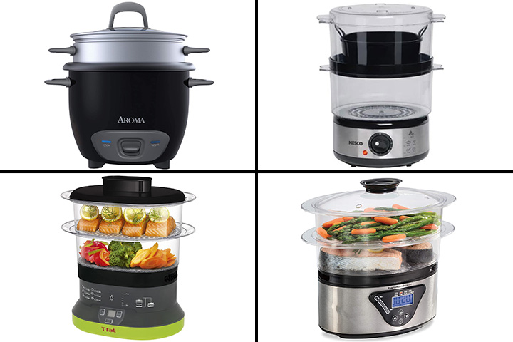 15 Best Food Steamers Of 2020
