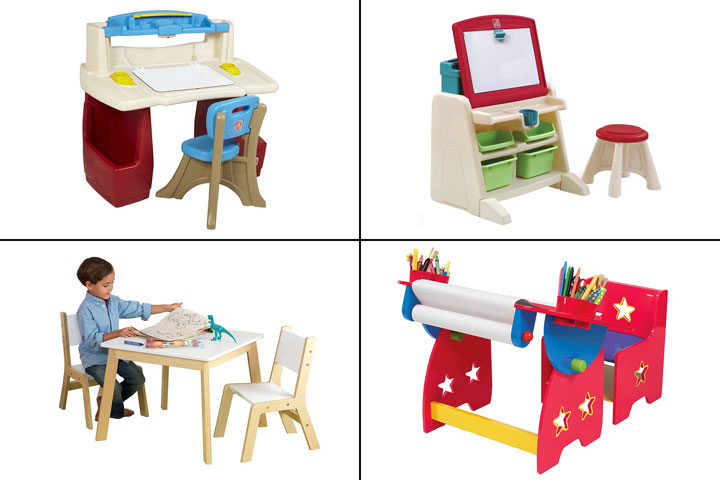 15 Best Kids Art Tables To Buy In 2020