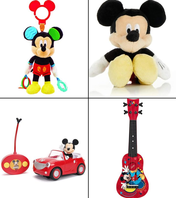 15 Best Mickey Mouse Toys in 2021