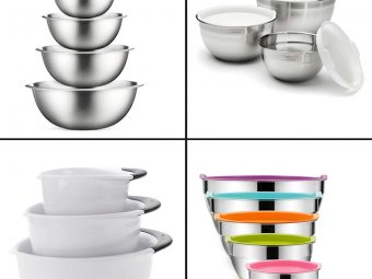15 Best Mixing Bowls Of 2021