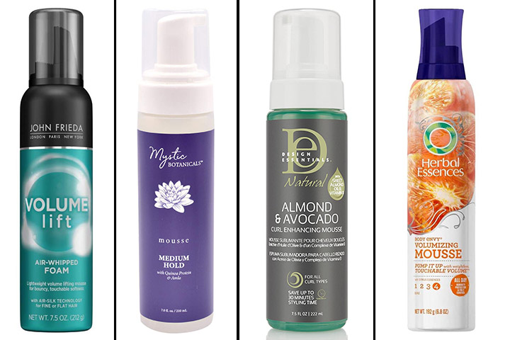 15 Best Mousse For Fine Hair In 2020
