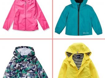 15 Best Raincoats For Kids In 2020