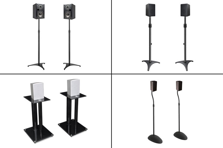 17 Best Audio Speaker Stands In 2020