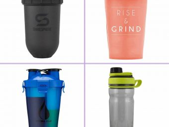 21 Best Protein Shaker Bottles In 2020