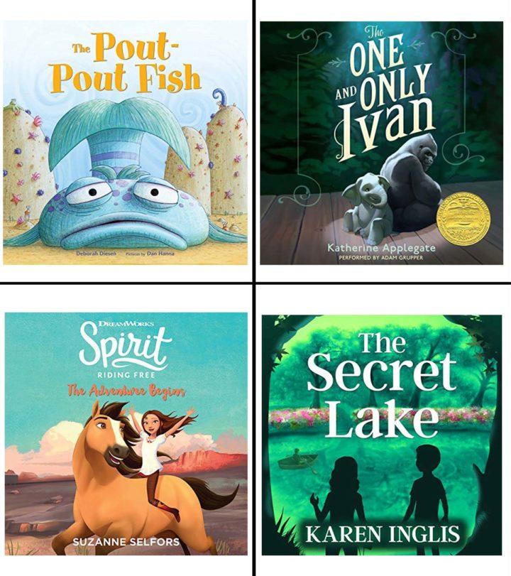 23 Best Audiobooks For Kids In 2020