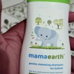 Mamaearth Gentle Cleansing Shampoo For Babies-Mamaearth baby shampoo-By bhartijain