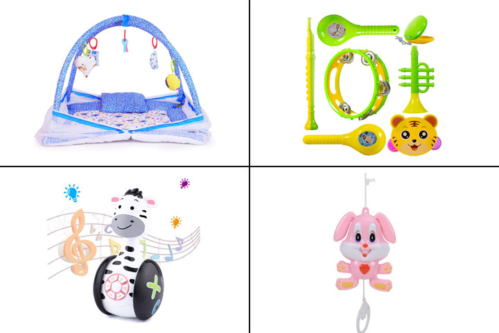 5 Months Baby Toys
