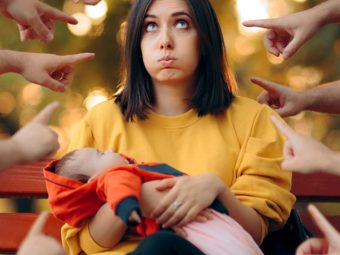 5 Ways You Might Be Mom-shaming Someone Without Realizing It