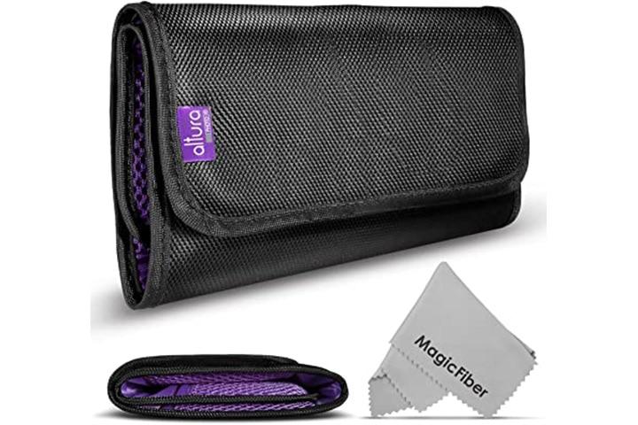 6 Pocket Wallet Case + Premium Magicfiber