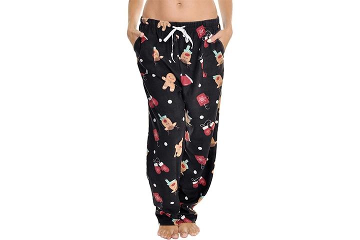 Angelina Cozy Pajama Pants