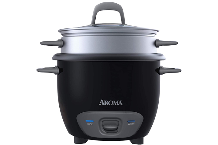 Aroma Housewares Food Steamer And Rice Cooker