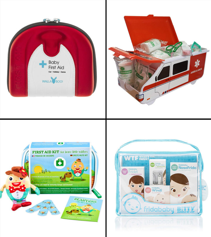 Baby First Aid Kits