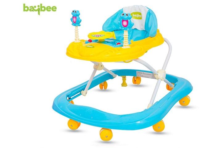 Baby Witty Smart Plastic Round Baby Walker