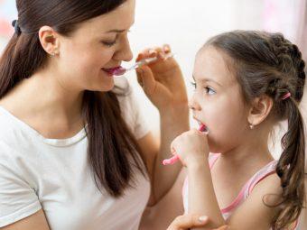 बच्चों को दांत ब्रश करना कैसे सिखाएं? | Baccho Ko Tooth Brush Karna Kaise Sikhaye