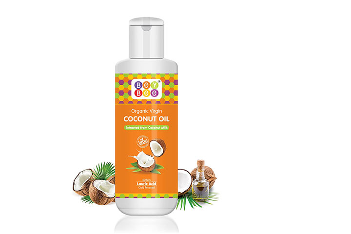 Bay B Extra Virgin Organic Coconut Oil