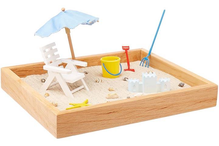 Be Good Company Executive Sandbox - A Day at the Beach