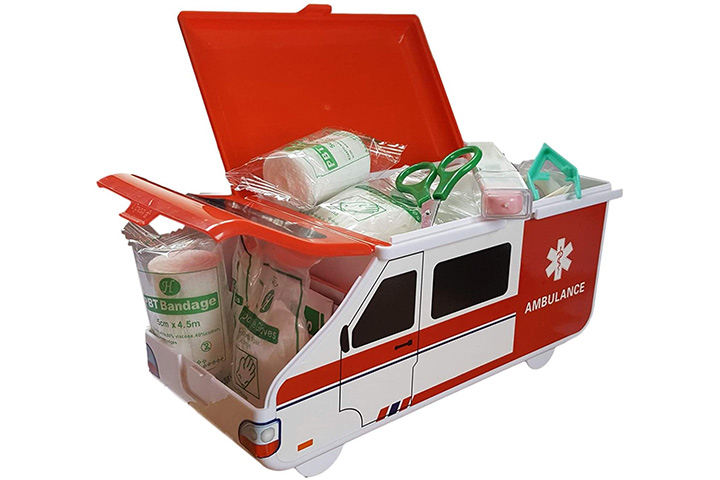 Bebe Earth Toddler First Aid Kit