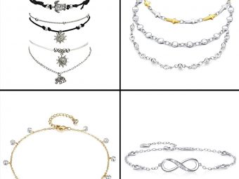 11 Best Anklets For Women In 2020