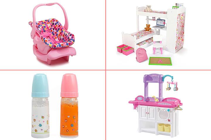 11 Best Baby Doll Accessories