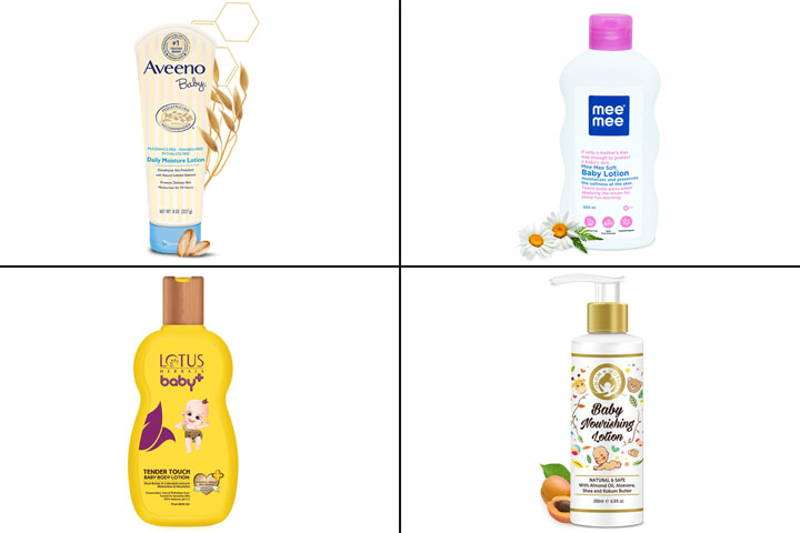 Best Baby Lotion To Buy In India-1