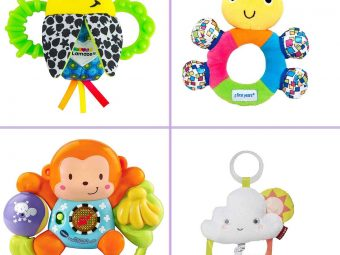 20 Best Baby Rattles To Buy In 2020