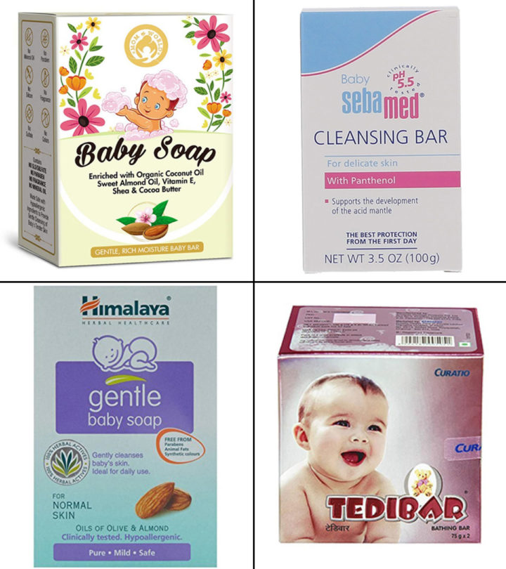 Best Baby Soaps To Buy In India
