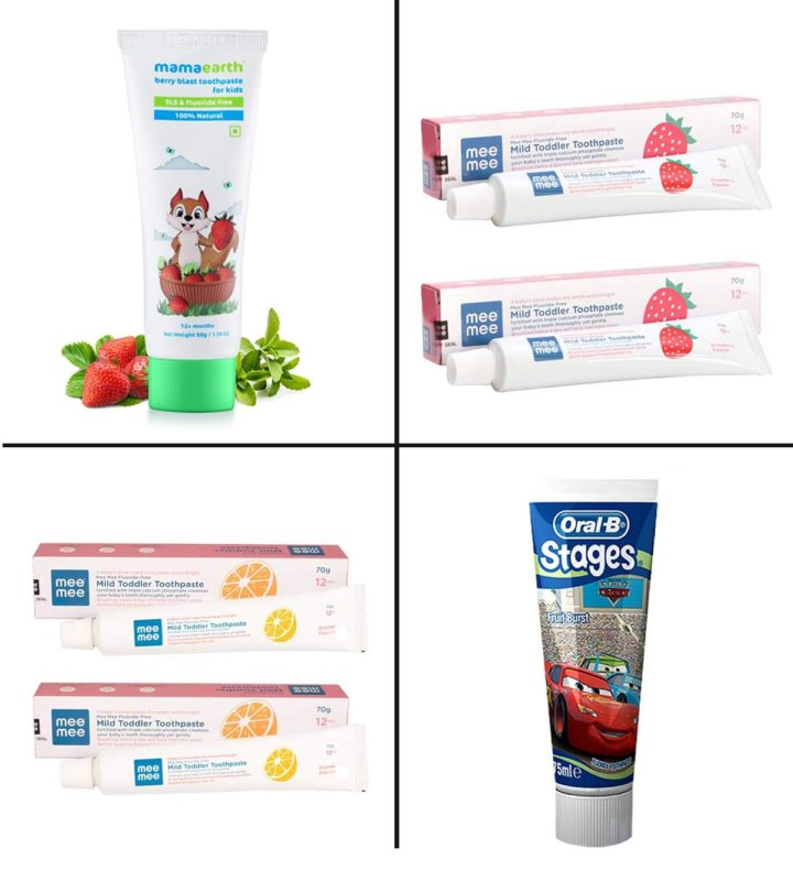 Best Baby Toothpaste To Buy In 2020-1