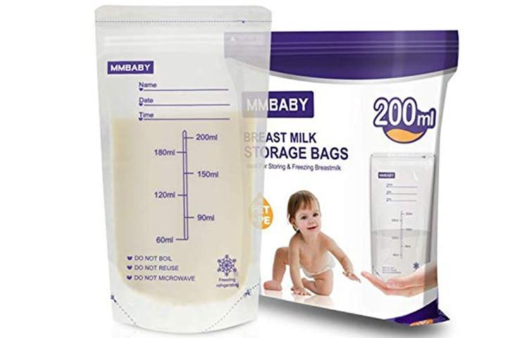 Best Breastmilk Storage Bag To Buy In India