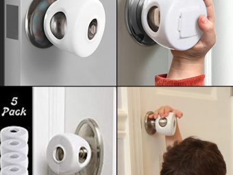 11 Best Child-Proof Door Knob Covers In 2020