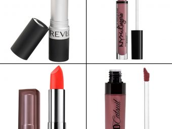 15 Best Drugstore Matte Lipsticks In 2020