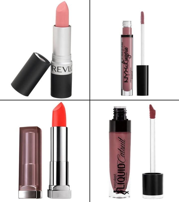 Best Drugstore Matte Lipsticks