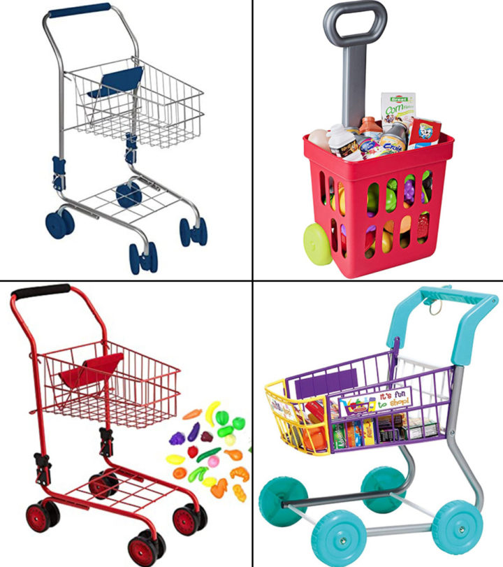 Best Kids' Shopping Carts