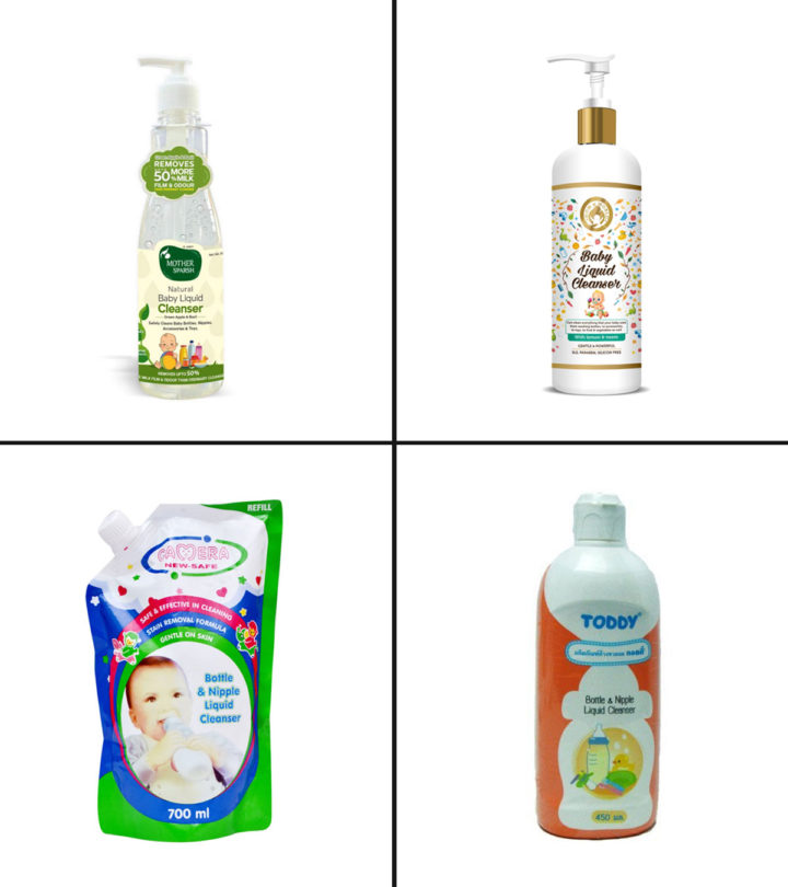 Best Liquid Cleanser For Babies To Buy In India-1