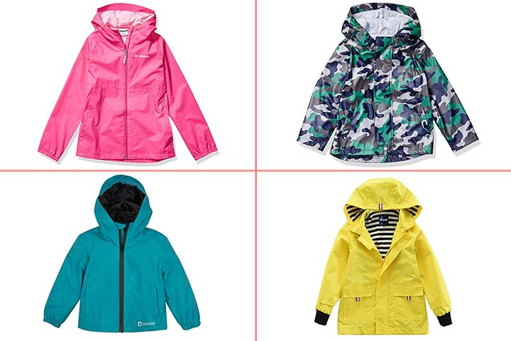 Best Raincoats For Kids In 2020