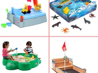 13 Best Sandboxes For Kids In 2020