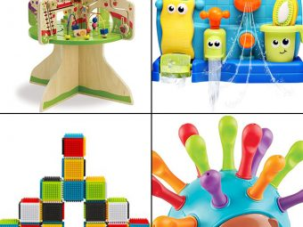 15 Best Sensory Toys For Toddlers In 2020