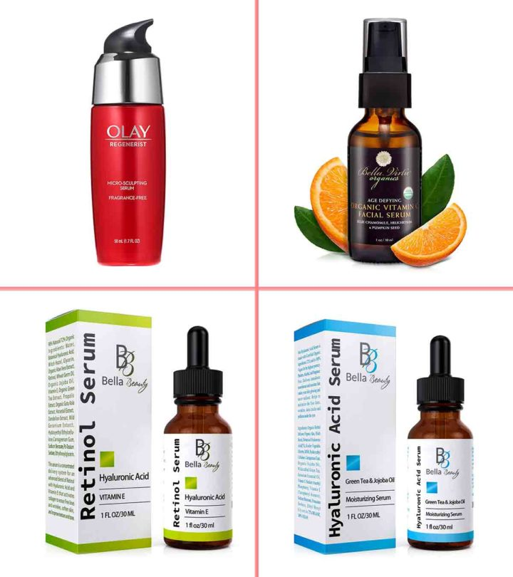 15 Best Serums For Oily Skin