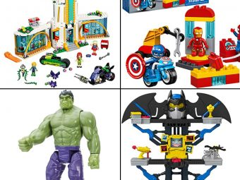 13 Best Superhero Toys To Buy In 2020