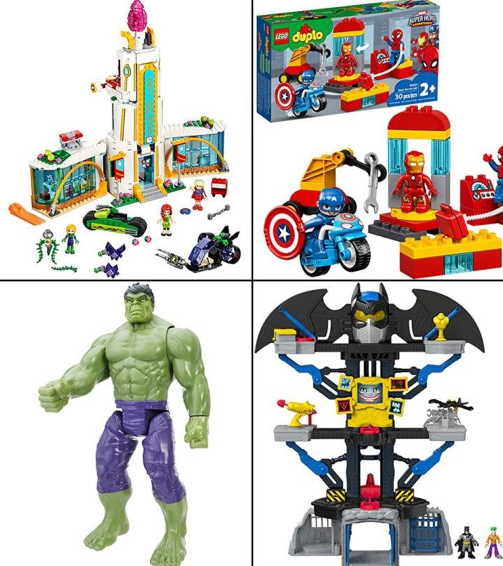 Best Superhero Toys To Buy