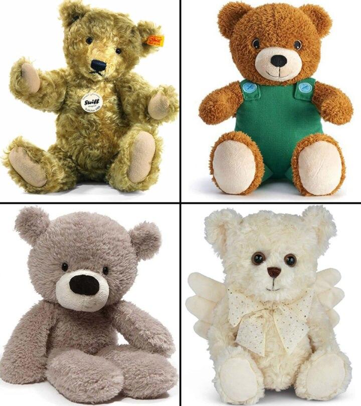 Best Teddy Bears Of