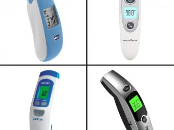 बच्चों के लिए 9 बेस्ट डिजिटल थर्मामीटर | Best Thermometer For Babies To Buy In India