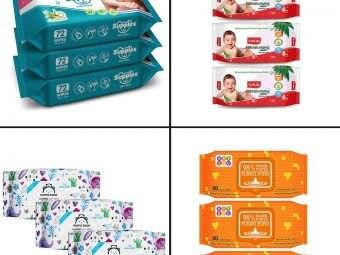 15 बेस्ट बेबी वेट वाइप्स | Best Wet Wipes For Babies To Buy In India
