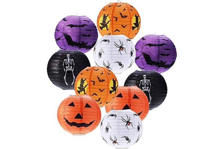 Boao Paper Jack-O'-Lanterns