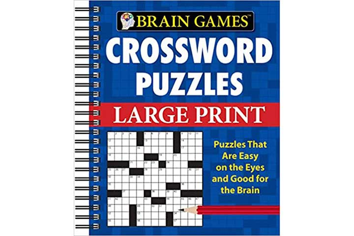 Brain Games Crossword Puzzles