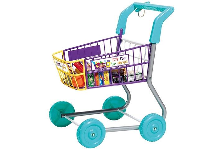 Casdon Toy Shopping Cart Trolley