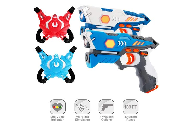 Comtec Laser Tag Set For Kids
