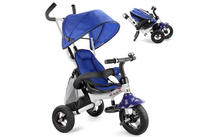 Costzon Baby Tricycle