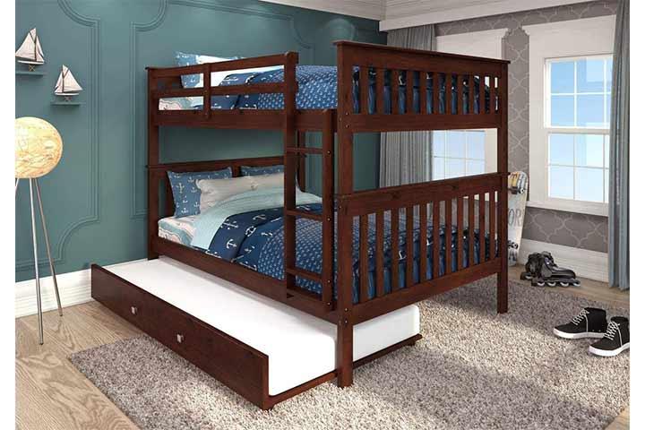 DONCO Kids Mission Bunk Bed